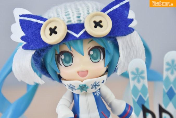 Snow Miku Owl Ver - Nendoroid 570 - Good Smile Company - Recensione - Foto 79