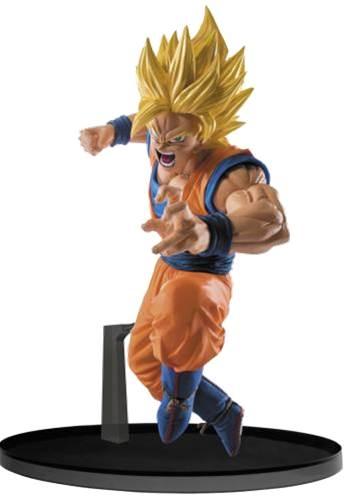Son Goku SSJ - Figure Sculpture Colosseum - Dragon Ball Z