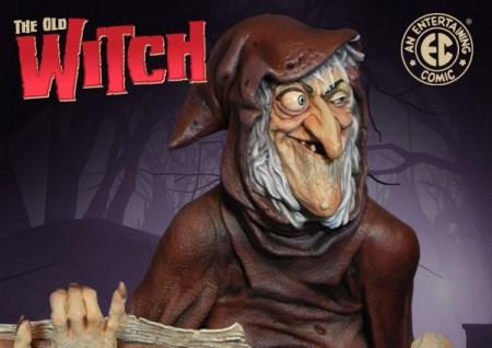 Tweeterhead-EC-Comics-Old-Witch-Statue-003