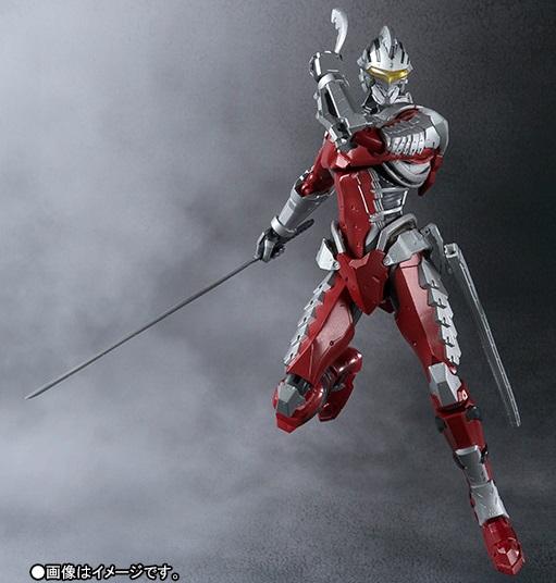 Ultraman Suit Ver 7.2  (2)