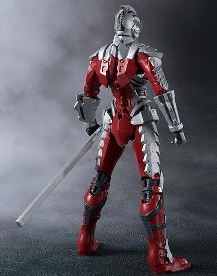 Ultraman Suit Ver 7.2  (5)