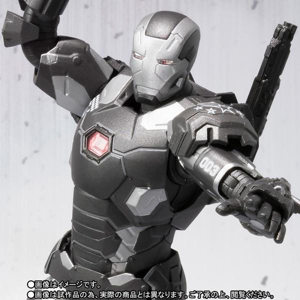 War Machine Mark 3 - S.H. Figuarts di Bandai  (1)