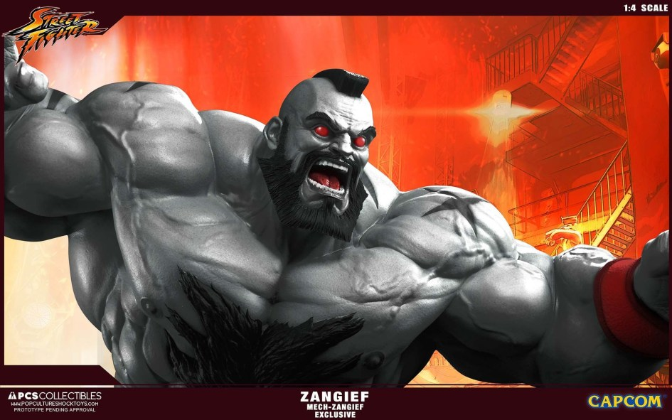 Zangief Street Fighter PCS2 11