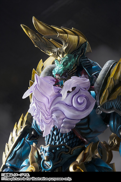 jinouga - armor - bandai - pre - 4