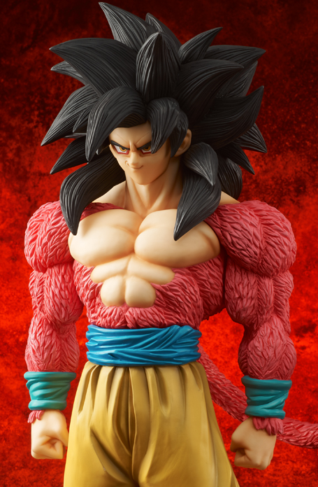 Dragon Ball GT - Son Goku SSJ4 - Gigantic Series 05
