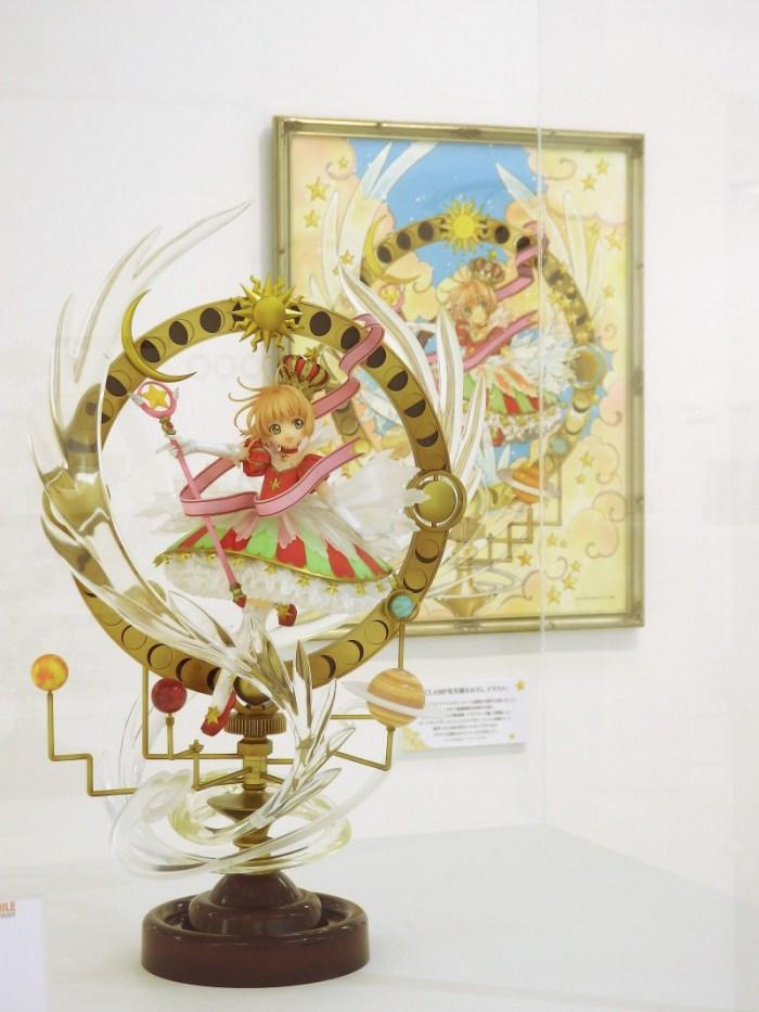 La splendida Sakura Kinomoto: Stars Bless You ver. per la linea Wonderful Hobby Selection