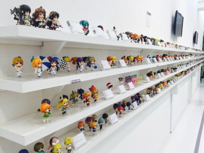 Anche i Nendoroid Petit hanno avuto il loro meritato spazio!