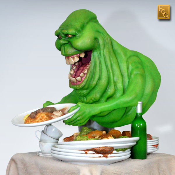 HCG-Ghostbusters-Slimer-Statue-007
