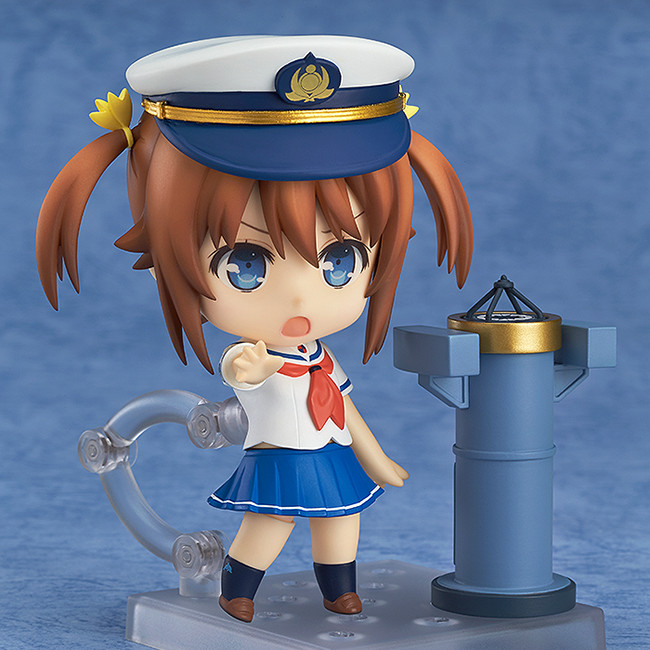 Nendoroid Akeno Misaki High School Fleet GSC pre 04