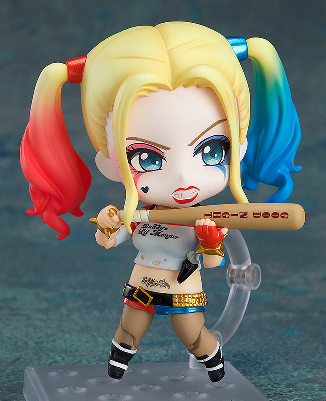 Nendoroid Harley Quinn Suicide Edition GSC pre 03
