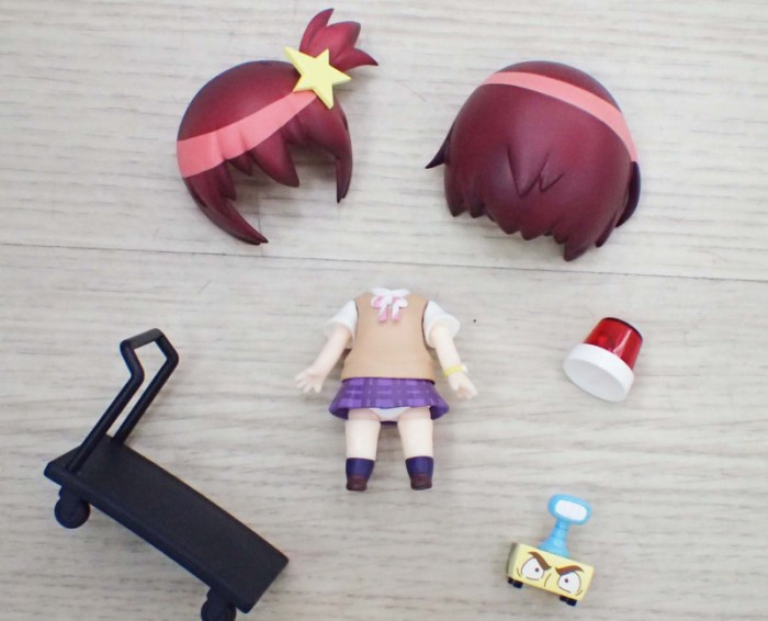 Nendoroid Luluco production GSC 02