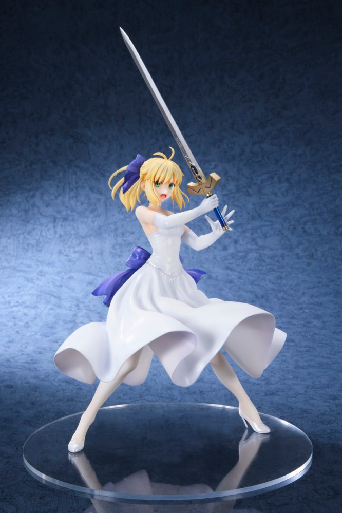 Saber Shiro Dress BellFine pre 01