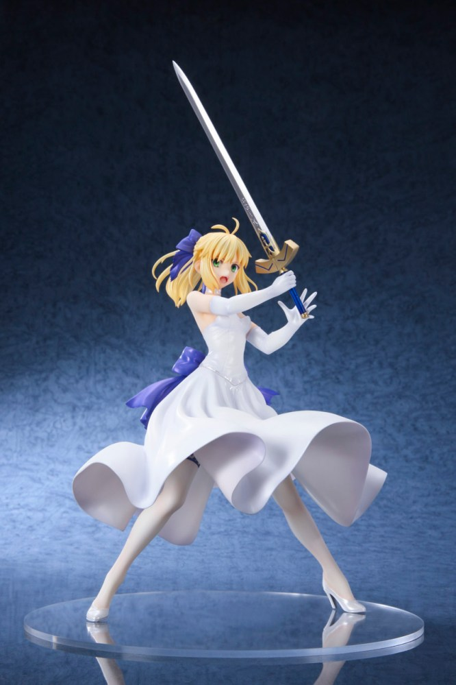 Saber Shiro Dress BellFine pre 11