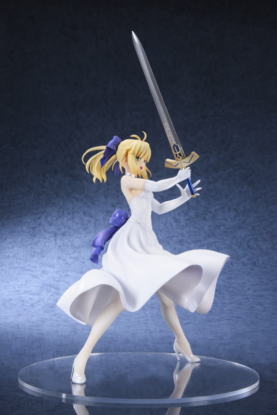 Saber Shiro Dress Ver Bellfine pics 02