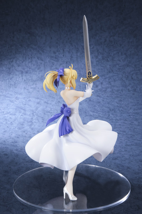 Saber Shiro Dress Ver Bellfine pics 03
