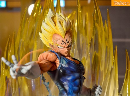 Tsume Fan Days 4: Majin Vegeta HQS+ 1/4 da Dragon Ball Z – Photogallery