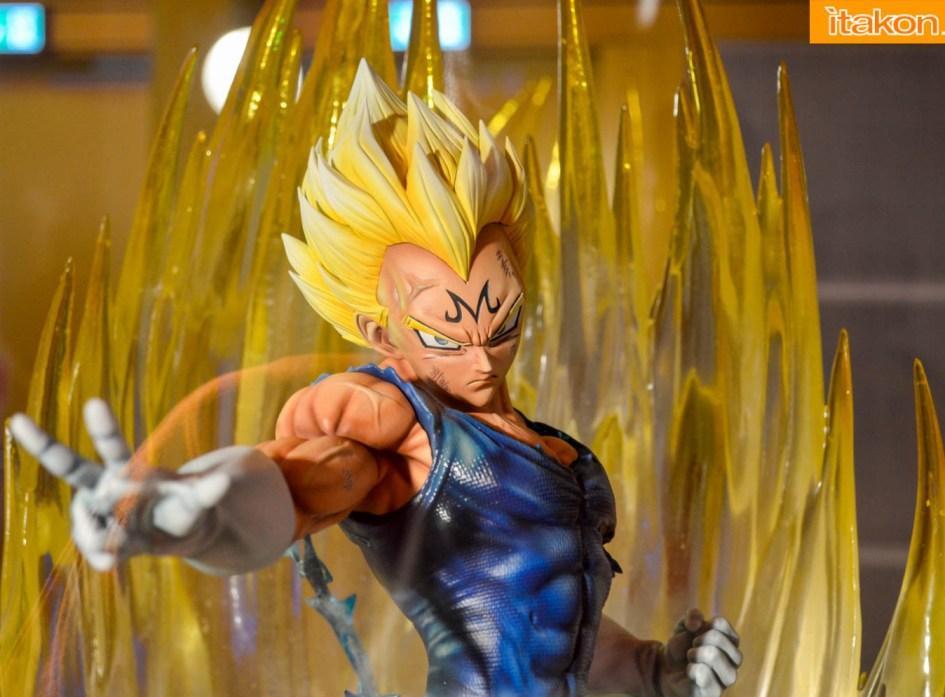 Tsume Fan Days 4: Majin Vegeta HQS+ 1/4 da Dragon Ball Z – Photogallery
