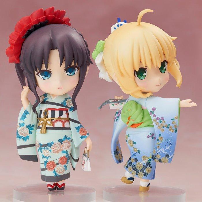 saber - chara forme - kimono - ante - 3