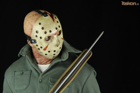 "Sideshow: Jason Voorhees Legend of Crystal Lake Premium Format – Recensione ""Speciale Halloween"""