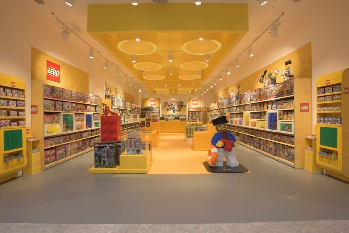 Foto: LEGO Shop Arese