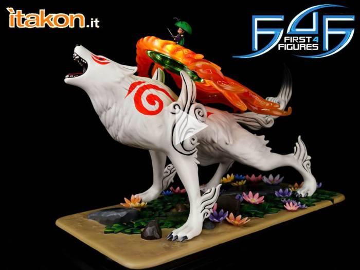"""First 4 Figures: Amaterasu 1/4 Exclusive Edition da """"Okami"""" – Video Recensione"""