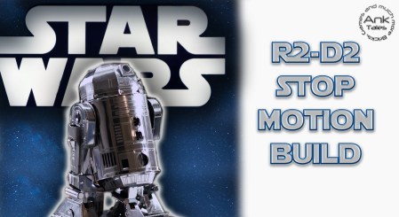 Star Wars: R2-D2 Metal Earth (metal model kit) di Fascinations – Recensione