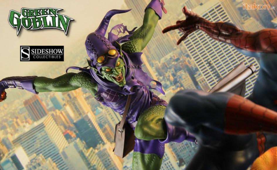 Sideshow: Green Goblin 1/4 Premium Format – Recensione
