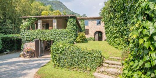 Дом в Тоскане на море.