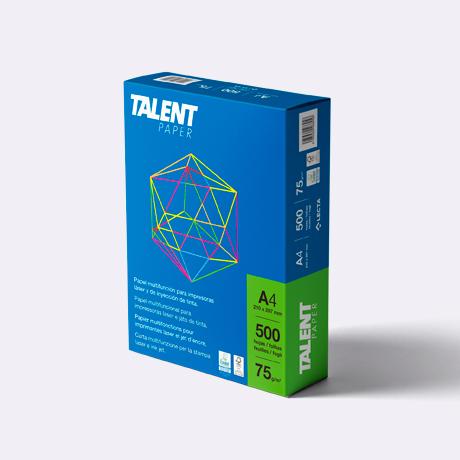 Carta Fotocopie Talent 75g A4