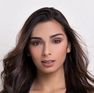 Modelo Cami Velasquez perfil