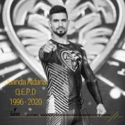 Muere Juan David Aldana (Juanda Aldana) en accidente de moto.