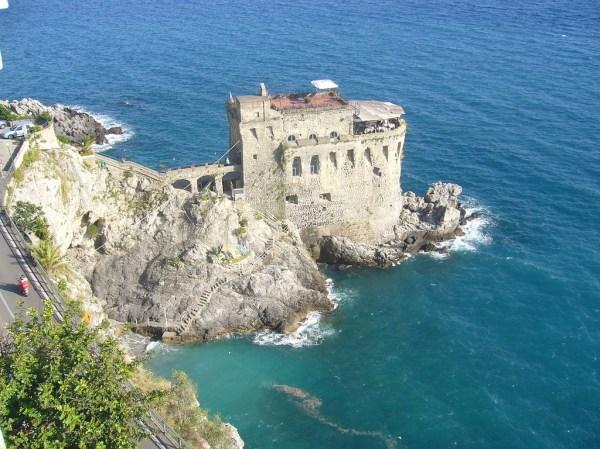 Амальфитанское побережье Италии – Фото Италия