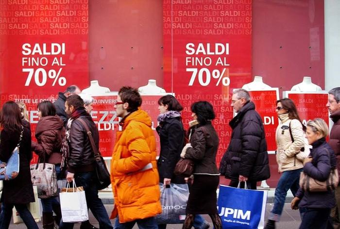 Шоппинг в Милане - Скидки варьируются от 30 до 80%