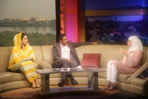 Solafa Batterjee TV interview speaking about Doroob scholarship