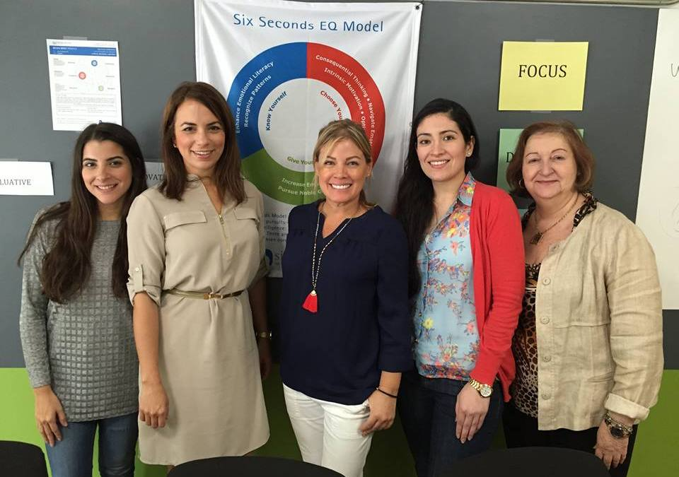 Creare la Resilienza: Una conversazione con Fiorella Velarde