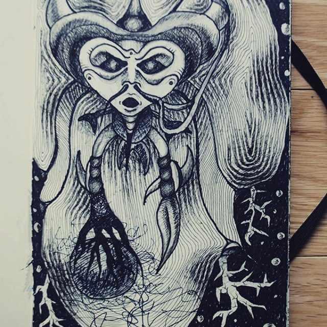 Moleskine art su Instagram 3