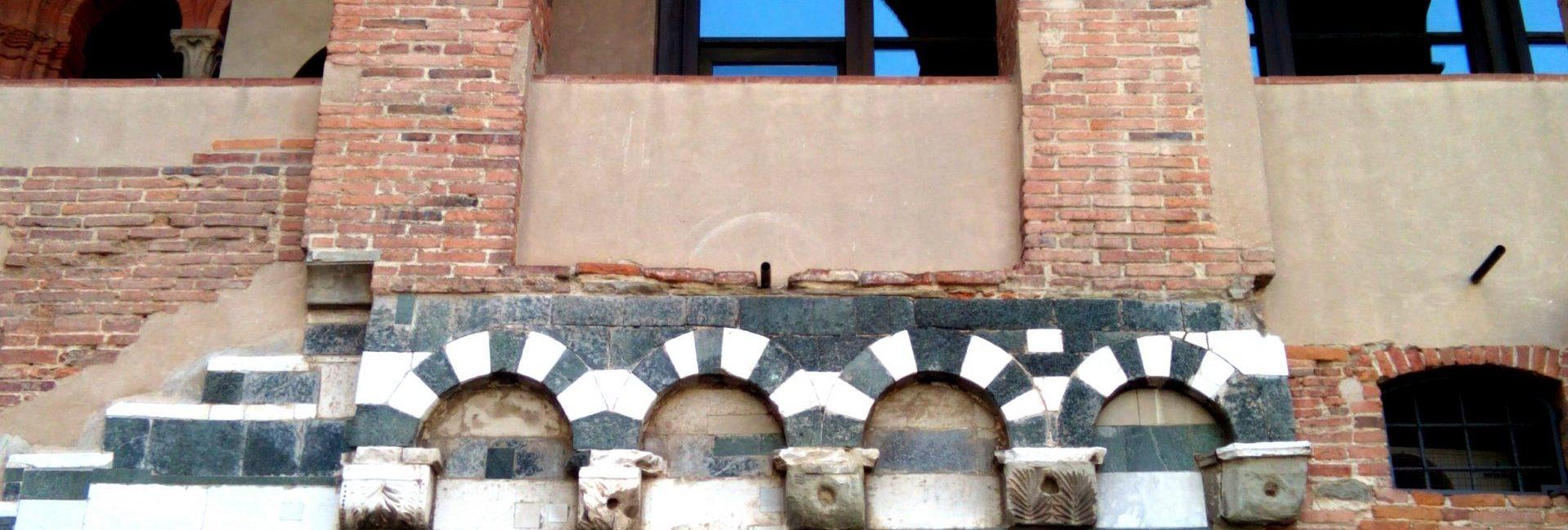 le mura di Pistoia