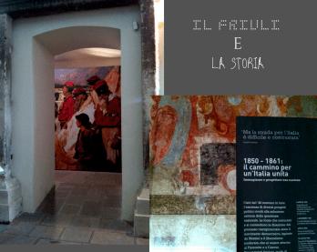 Castello di Udine, sala del Risorgimento.
