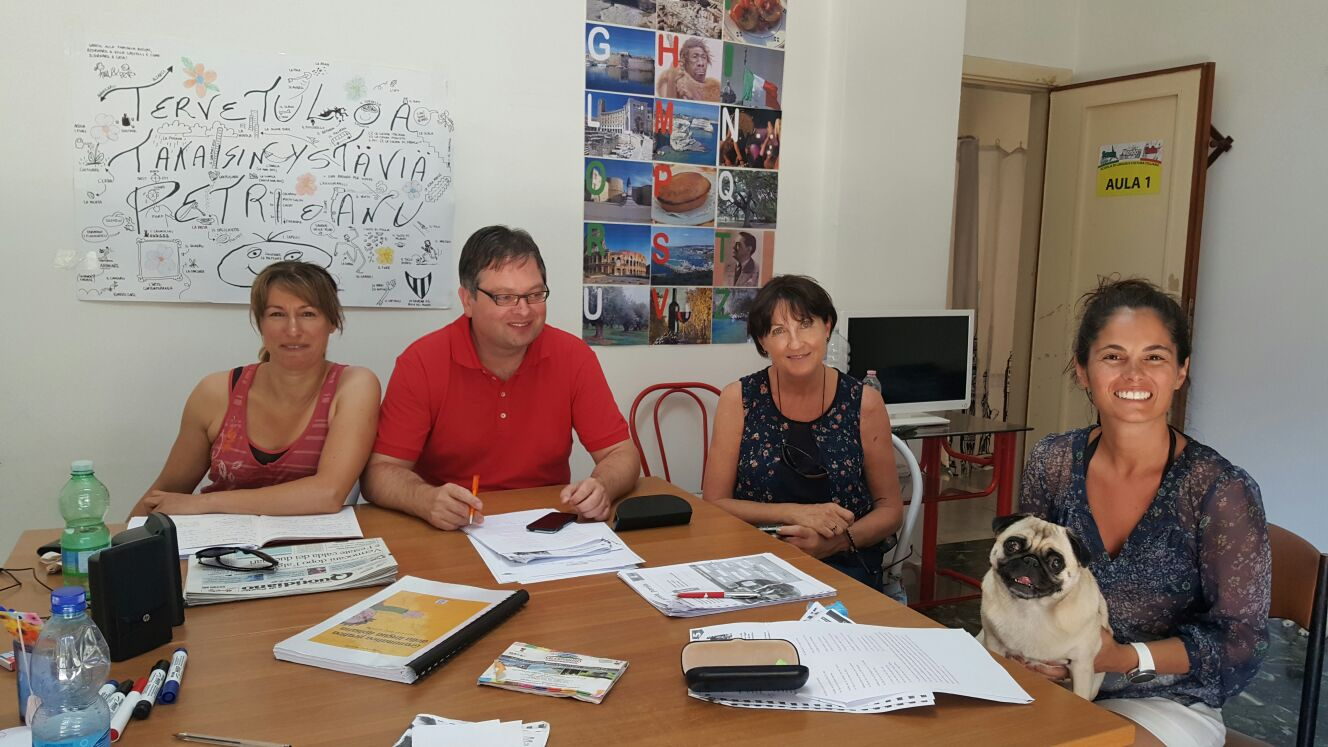 Group Italian Language Course