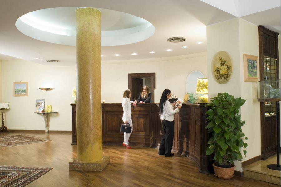 Offerte di Capodanno Hotel a Chianciano Spa in Toscana