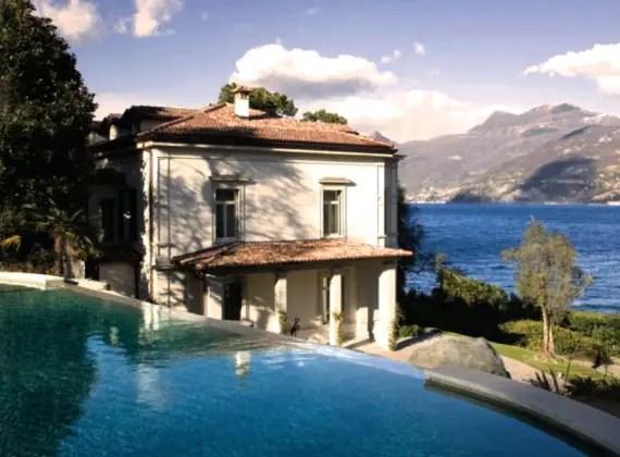 Own A Lake Como Villa Next Door To Clooney Italia Living