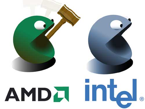 amd vs intel 001 Apple sta testando alcune cpu AMD, segnale di avvertimento per Intel?
