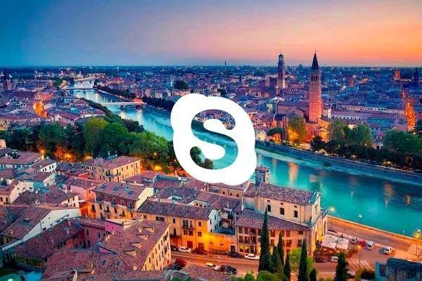 Уроки итальянского языка в скайпе