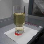 デルタ航空ビジネスクラス(デルタワン)の豪華機内食♪