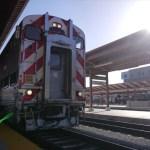 サンノゼからサンフランシスコまでのカルトレインの旅