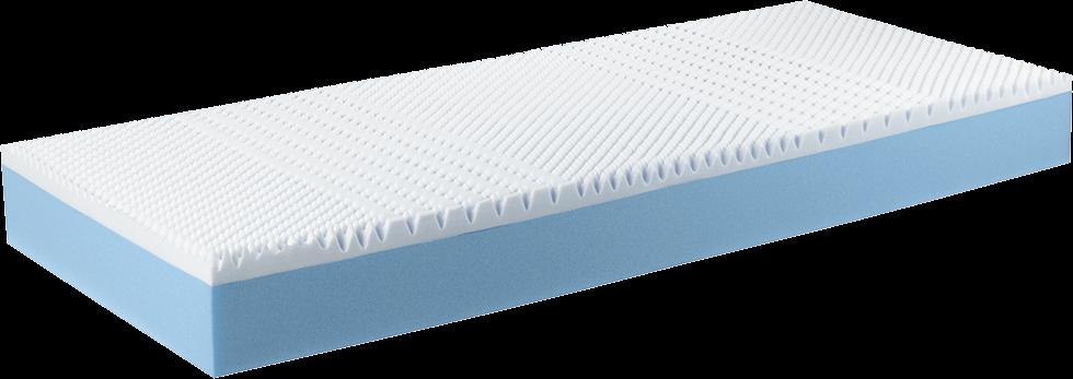 Un materasso alto 26 cm composto da 5 strati di poliuretano ad alta densità e memory foam. Materasso Memory Ortopedico Ergo Fresh Italiana Letti E Materassi