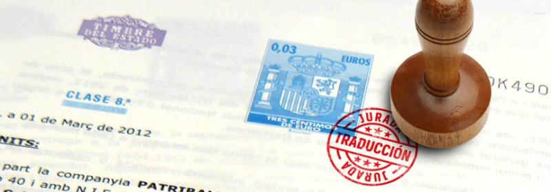 Traduzione certificata, autenticata, giurata e legalizzata - differenze timbro