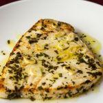 Sword Fish Sicilian Style