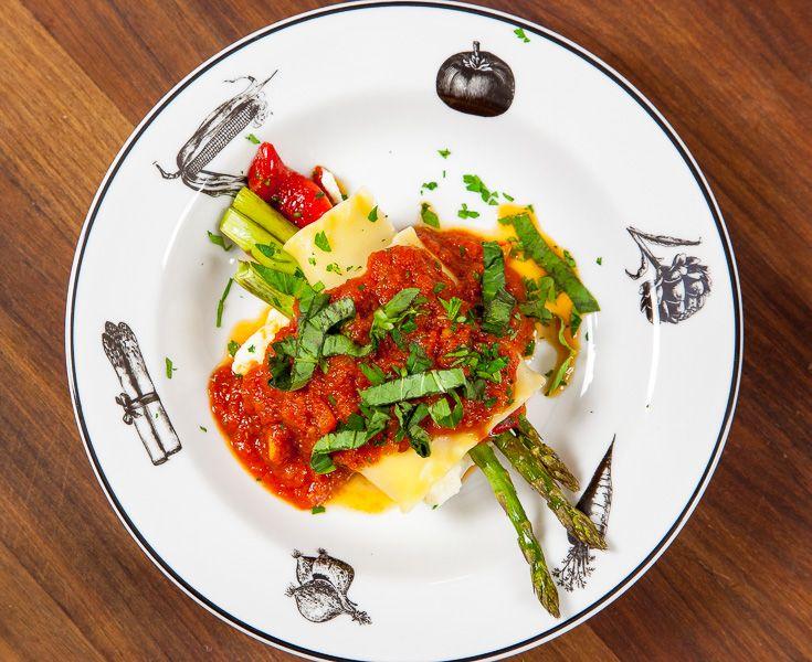 Hand-Rolled Lasagna
