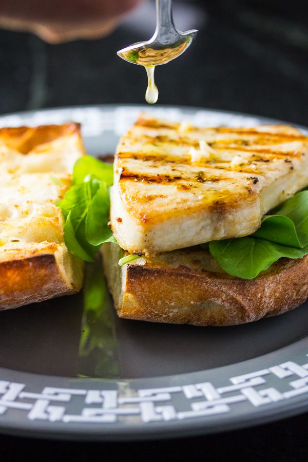 Swordfish Sandwiches